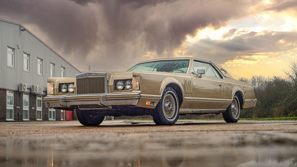 RESERVE REMOVED - 1978 Lincoln Continental Diamond Jubilee & Cartier For Sale (picture 8 of 50)