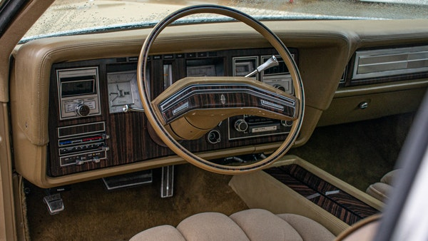 RESERVE REMOVED - 1978 Lincoln Continental Diamond Jubilee & Cartier For Sale (picture 19 of 50)