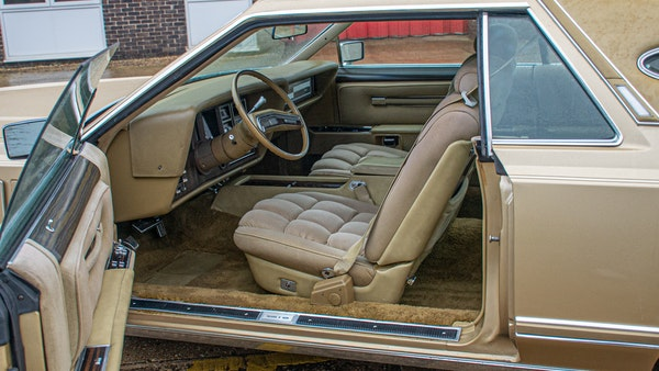 RESERVE REMOVED - 1978 Lincoln Continental Diamond Jubilee & Cartier For Sale (picture 15 of 50)