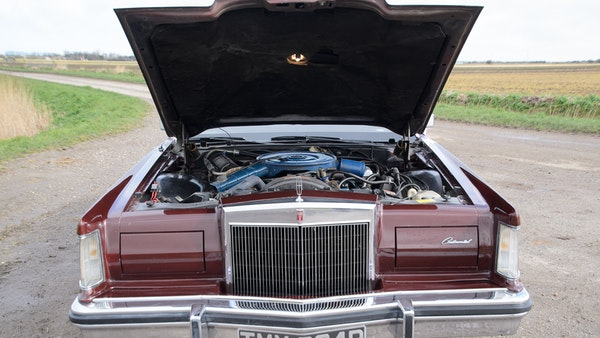 RESERVE REMOVED - 1977 Lincoln Continental For Sale (picture 64 of 82)