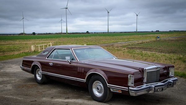 RESERVE REMOVED - 1977 Lincoln Continental For Sale (picture 18 of 82)