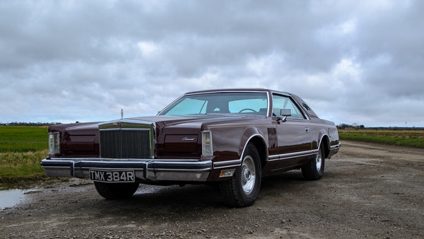 RESERVE REMOVED - 1977 Lincoln Continental For Sale (picture 14 of 82)