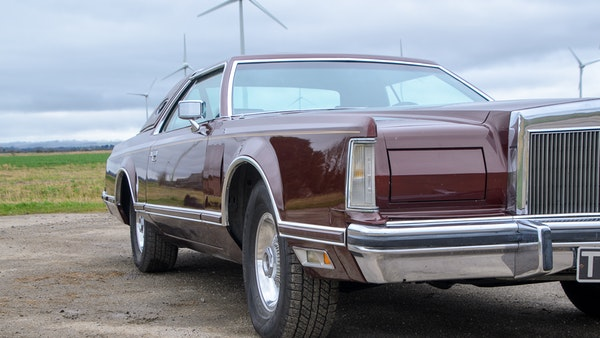 RESERVE REMOVED - 1977 Lincoln Continental For Sale (picture 59 of 82)