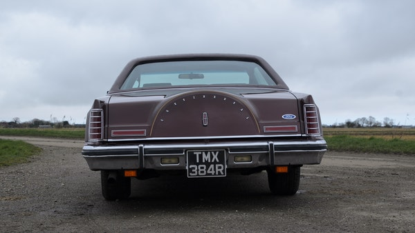 RESERVE REMOVED - 1977 Lincoln Continental For Sale (picture 5 of 82)