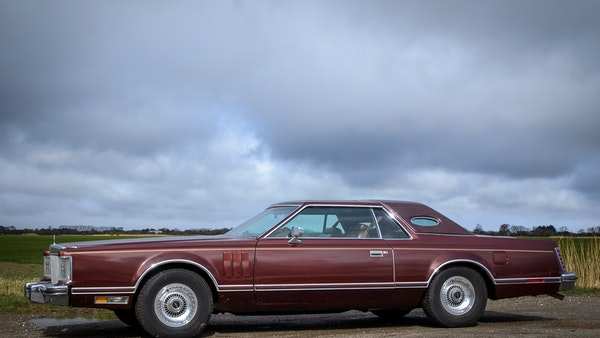RESERVE REMOVED - 1977 Lincoln Continental For Sale (picture 6 of 82)