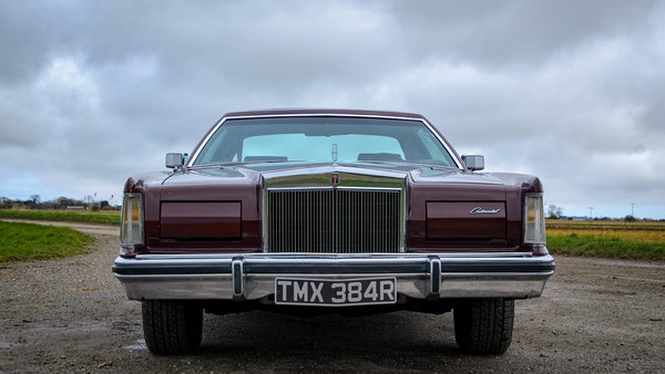 RESERVE REMOVED - 1977 Lincoln Continental For Sale (picture 13 of 82)