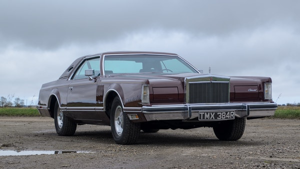 RESERVE REMOVED - 1977 Lincoln Continental For Sale (picture 3 of 82)