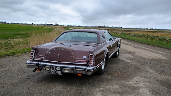 RESERVE REMOVED - 1977 Lincoln Continental For Sale (picture 24 of 82)