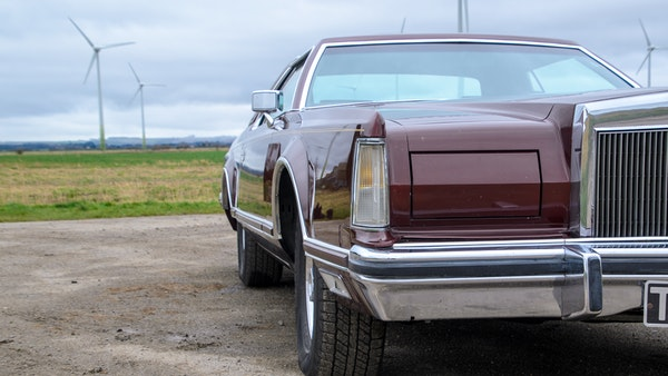 RESERVE REMOVED - 1977 Lincoln Continental For Sale (picture 57 of 82)