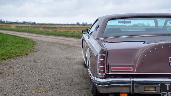 RESERVE REMOVED - 1977 Lincoln Continental For Sale (picture 61 of 82)