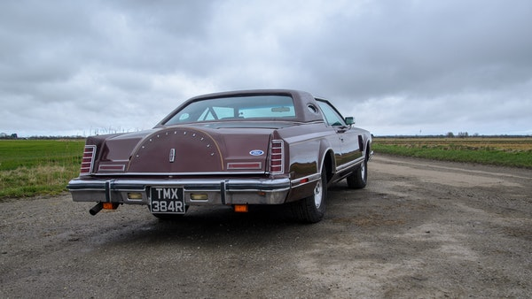 RESERVE REMOVED - 1977 Lincoln Continental For Sale (picture 22 of 82)