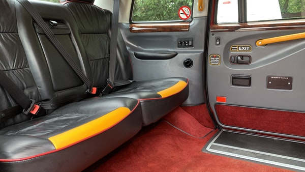 1999 London Taxis International TX1 For Sale (picture 36 of 94)