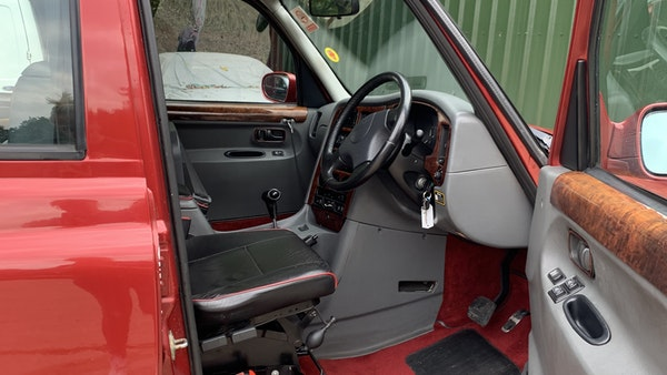 1999 London Taxis International TX1 For Sale (picture 29 of 94)