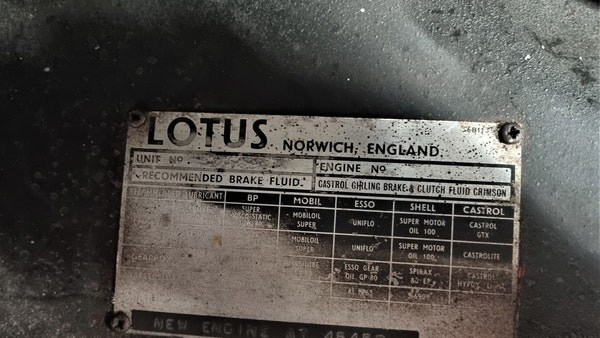 1969 Lotus Elan +2 For Sale (picture 38 of 149)