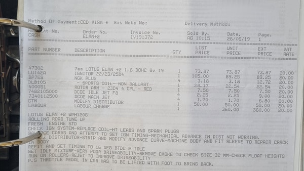 1969 Lotus Elan +2 For Sale (picture 138 of 149)