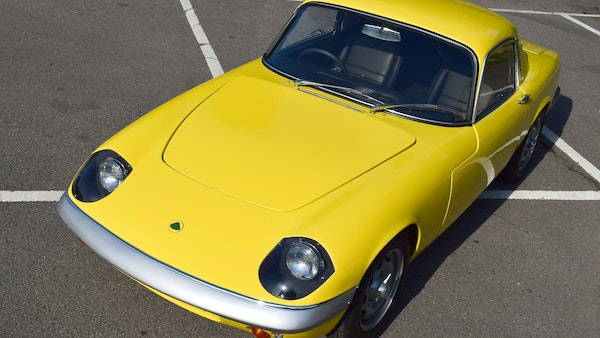 1967 Lotus Elan Series 3 FHC For Sale (picture 14 of 71)