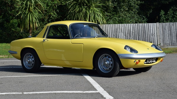 1967 Lotus Elan Series 3 FHC For Sale (picture 3 of 71)