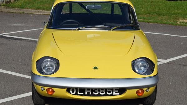 1967 Lotus Elan Series 3 FHC For Sale (picture 8 of 71)