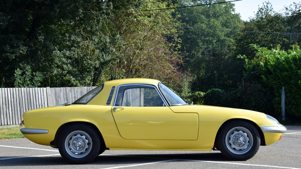 1967 Lotus Elan Series 3 FHC For Sale (picture 5 of 71)