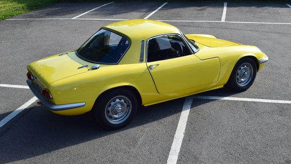 1967 Lotus Elan Series 3 FHC For Sale (picture 13 of 71)