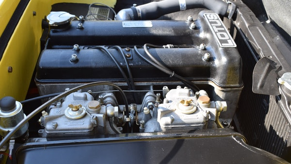 1967 Lotus Elan Series 3 FHC For Sale (picture 52 of 71)