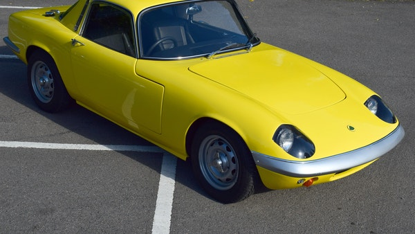 1967 Lotus Elan Series 3 FHC For Sale (picture 15 of 71)