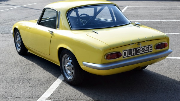 1967 Lotus Elan Series 3 FHC For Sale (picture 11 of 71)