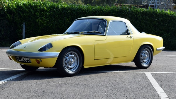 1967 Lotus Elan Series 3 FHC For Sale (picture 4 of 71)