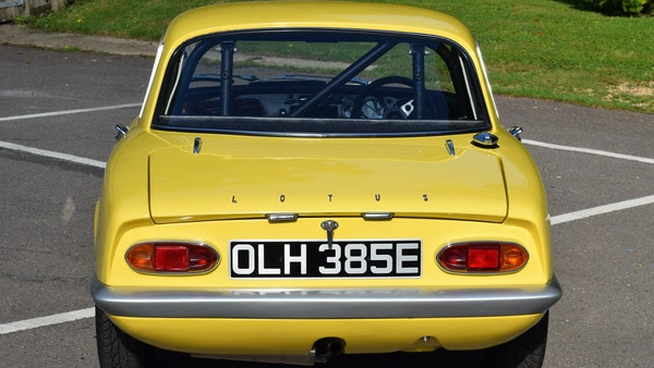 1967 Lotus Elan Series 3 FHC For Sale (picture 17 of 71)