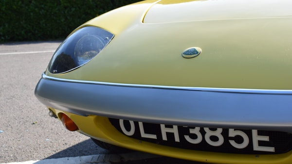 1967 Lotus Elan Series 3 FHC For Sale (picture 49 of 71)