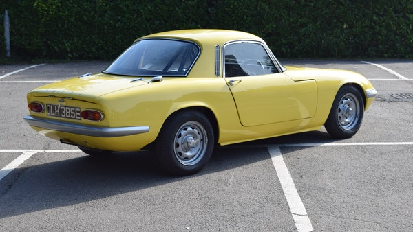 1967 Lotus Elan Series 3 FHC For Sale (picture 10 of 71)