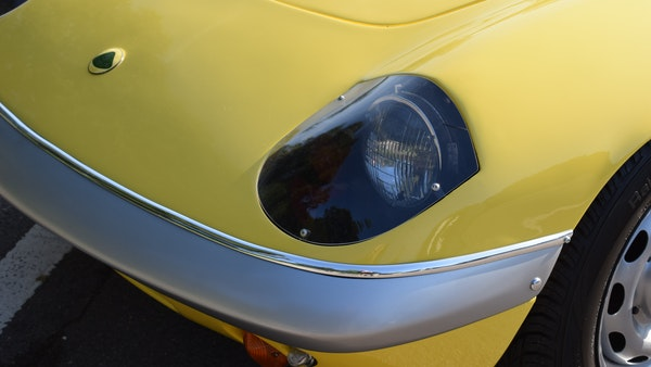 1967 Lotus Elan Series 3 FHC For Sale (picture 43 of 71)