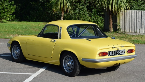 1967 Lotus Elan Series 3 FHC For Sale (picture 16 of 71)