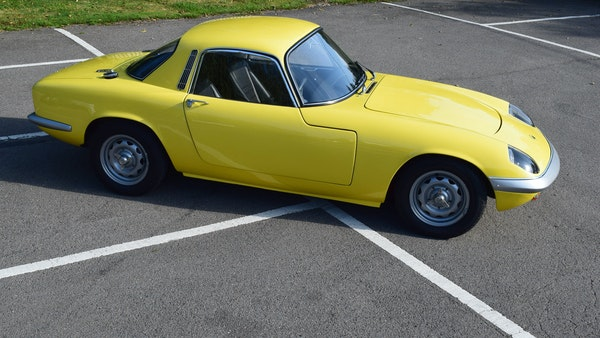 1967 Lotus Elan Series 3 FHC For Sale (picture 12 of 71)
