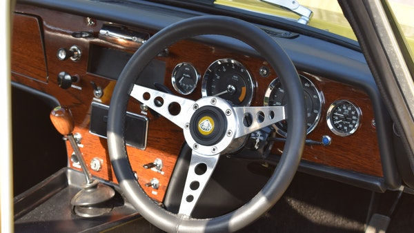 1967 Lotus Elan Series 3 FHC For Sale (picture 24 of 71)