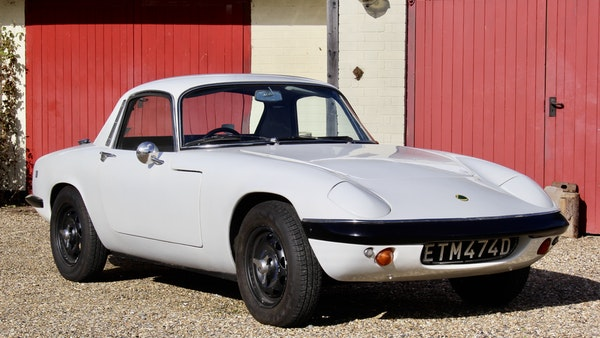 1966 Lotus Elan Type 36 Coupé For Sale (picture 10 of 72)