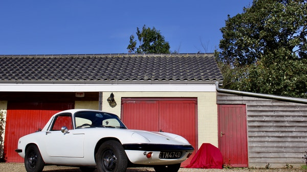 1966 Lotus Elan Type 36 Coupé For Sale (picture 11 of 72)