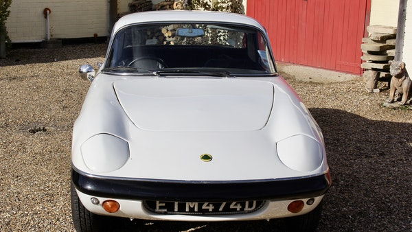 1966 Lotus Elan Type 36 Coupé For Sale (picture 12 of 72)