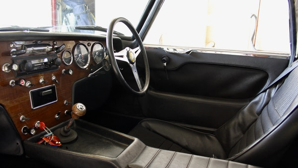 1966 Lotus Elan Type 36 Coupé For Sale (picture 26 of 72)