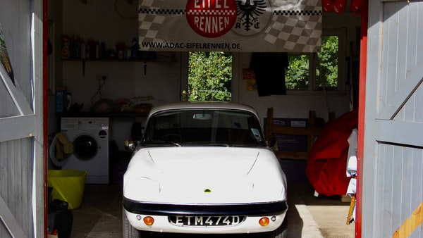 1966 Lotus Elan Type 36 Coupé For Sale (picture 59 of 72)