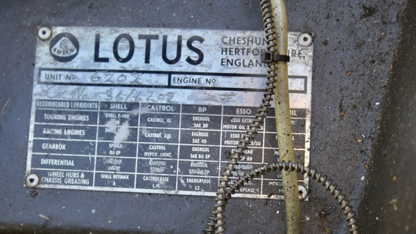 1966 Lotus Elan Type 36 Coupé For Sale (picture 67 of 72)