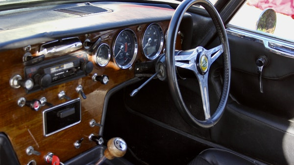 1966 Lotus Elan Type 36 Coupé For Sale (picture 19 of 72)