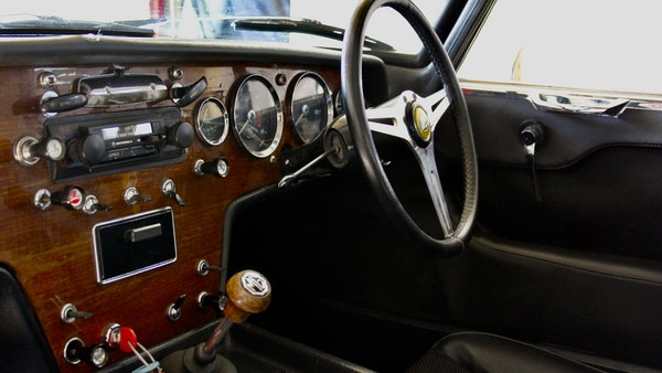 1966 Lotus Elan Type 36 Coupé For Sale (picture 28 of 72)