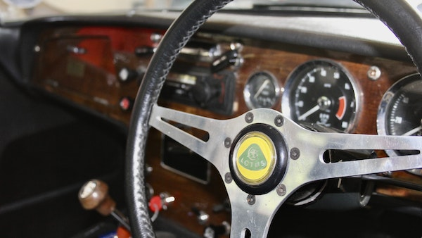 1966 Lotus Elan Type 36 Coupé For Sale (picture 23 of 72)