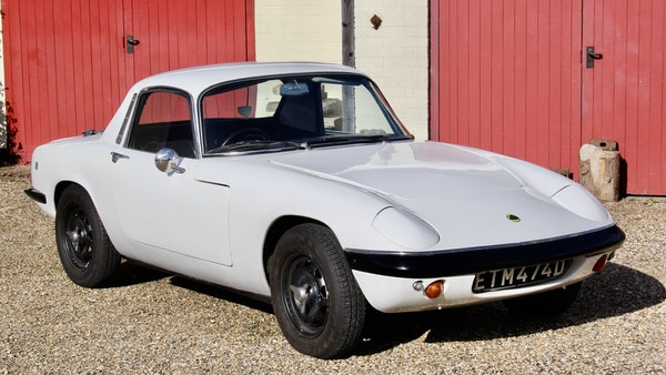 1966 Lotus Elan Type 36 Coupé For Sale (picture 3 of 72)