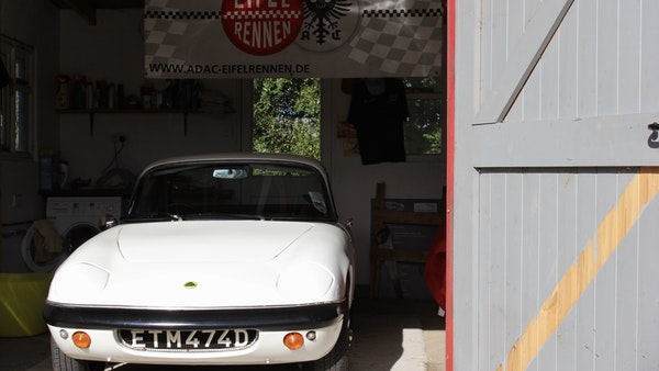 1966 Lotus Elan Type 36 Coupé For Sale (picture 58 of 72)