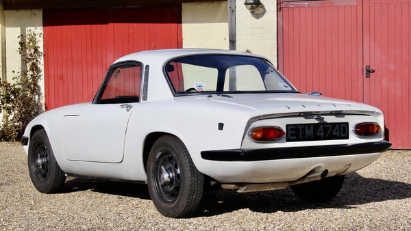 1966 Lotus Elan Type 36 Coupé For Sale (picture 5 of 72)