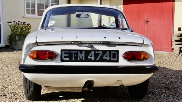 1966 Lotus Elan Type 36 Coupé For Sale (picture 6 of 72)