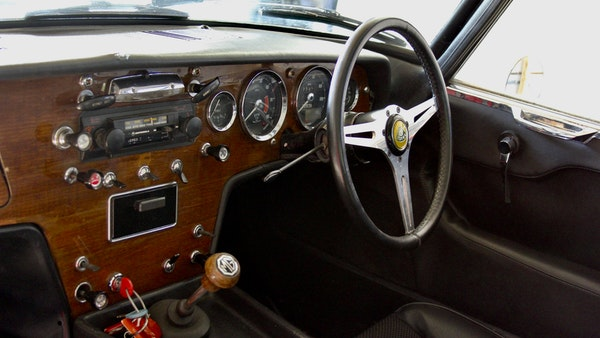 1966 Lotus Elan Type 36 Coupé For Sale (picture 25 of 72)