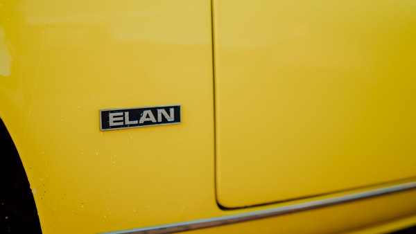 1968 Lotus Elan DHC For Sale (picture 47 of 114)